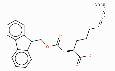 Fmoc-δ-azido-Nva-OH