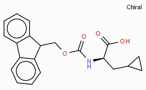 Fmoc-β-cyclopropyl-D-Ala-OH