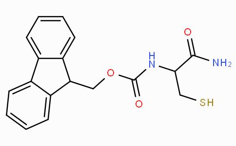 Fmoc-Cys-NH₂