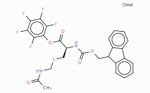 Fmoc-Cys(Acm)-OPfp