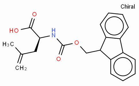 Fmoc-4,5-dehydro-Leu-OH