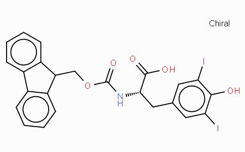 Fmoc-3,5-diiodo-Tyr-OH
