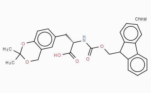 Fmoc-β-(2,2-dimethyl-4H-benzo[1,3]dioxin-6-yl)-Ala-OH