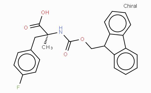 Fmoc-4-fluoro-α-Me-Phe-OH · DCHA