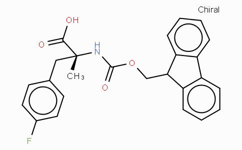 Fmoc-4-fluoro-α-Me-D-Phe-OH ·DCHA