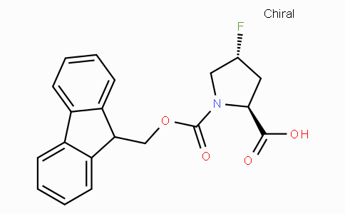 Fmoc-trans-4-fluoro-Pro-OH