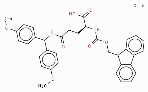Fmoc-Gln(Dod)-OH