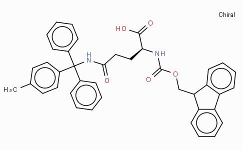 Fmoc-Gln(Mtt)-OH