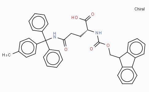 Fmoc-D-Gln(Mtt)-OH