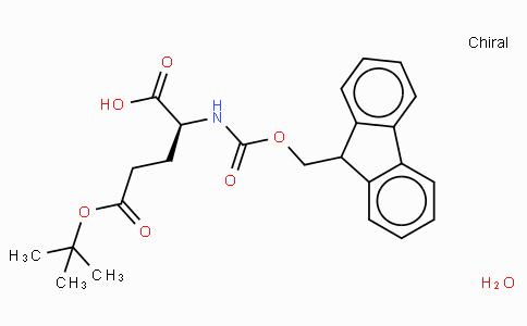 Fmoc-Glu(OtBu)-OH · H₂O