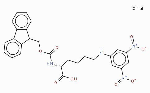Fmoc-D-Lys(Dnp)-OH
