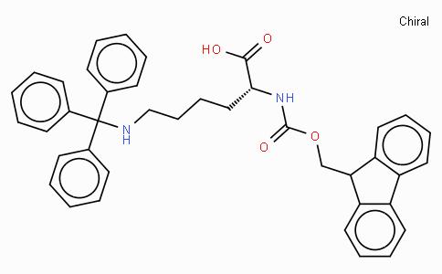 Fmoc-D-Lys(Trt)-OH