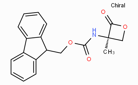 Fmoc-α-Me-D-Ser-lactone