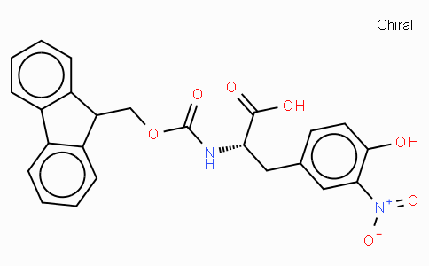 Fmoc-3-nitro-Tyr-OH