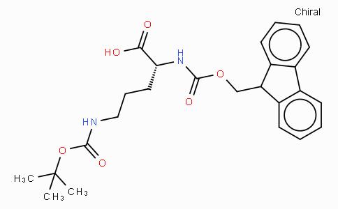 Fmoc-D-Orn(Boc)-OH