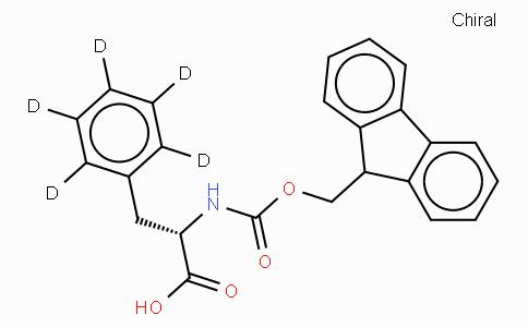 Fmoc-[ring-D₅]Phe-OH