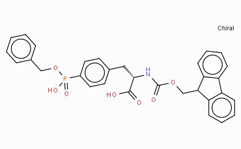 Fmoc-4-phosphono-Phe(Bzl)-OH