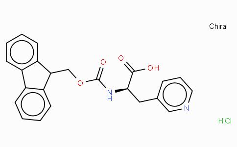 Fmoc-β-(3-pyridyl)-D-Ala-OH