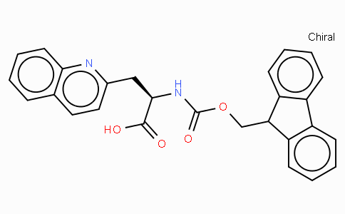 Fmoc-β-(2-quinolyl)-D-Ala-OH