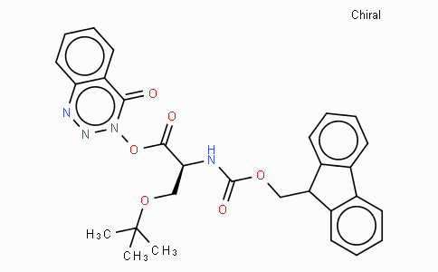 Fmoc-Ser(tBu)-ODhbt
