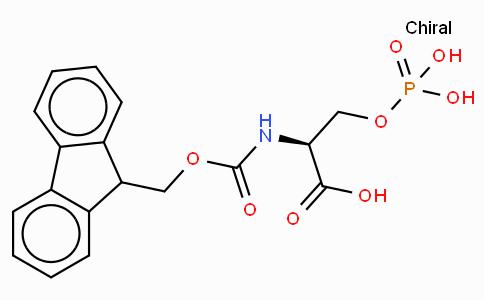 Fmoc-Ser(PO₃H₂)-OH