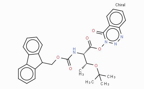 Fmoc-Thr(tBu)-ODhbt