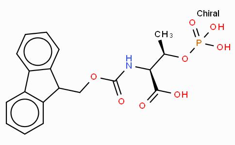 Fmoc-Thr(PO₃H₂)-OH