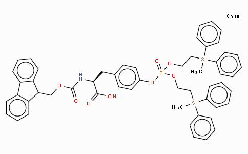 Fmoc-Tyr(PO₃(MDPSE)₂)-OH