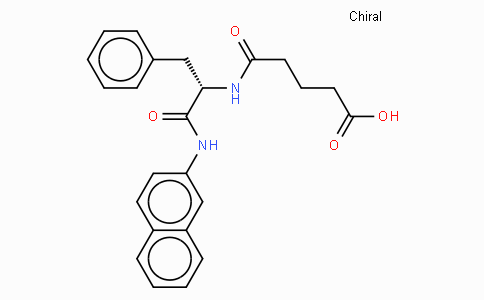 Glutaryl-Phe-βNA