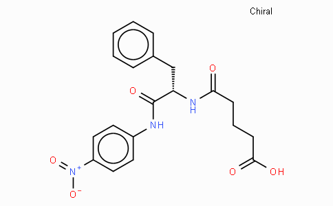 Glutaryl-Phe-pNA