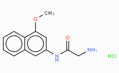 H-Gly-4MβNA · HCl