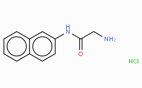 H-Gly-βNA · HCl