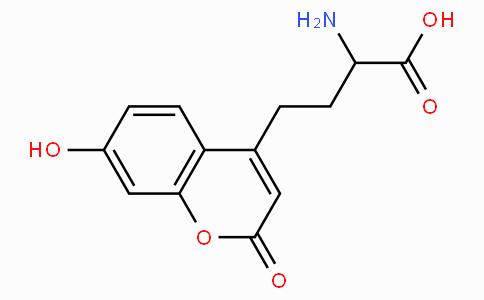 H-4-(7-Hydroxycoumarin-4-yl)-Abu-OH