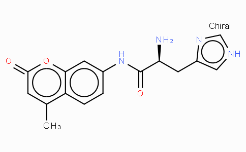 H-His-AMC trifluoroacetate salt