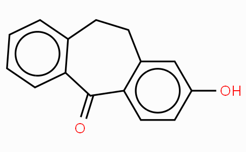 2-Hydroxy-5-dibenzosuberone