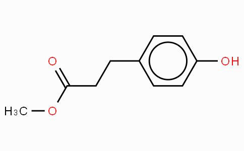3-(4-Hydroxy-phenyl)-propionic acid-OMe