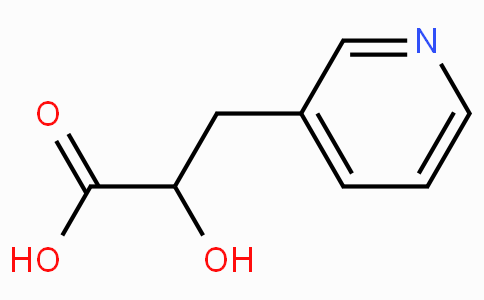 (RS)-2-Hydroxy-3-(3-pyridyl)-propionic acid