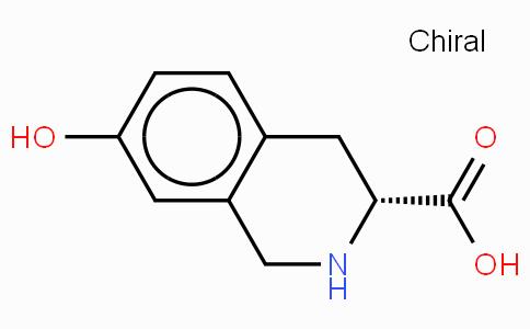 D-7-Hydroxy-1,2,3,4-tetrahydroisoquinoline-3-carboxylic acid