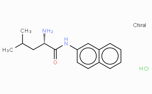 H-Leu-βNA · HCl