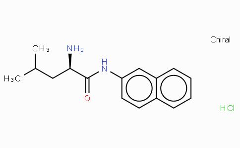 H-D-Leu-βNA · HCl
