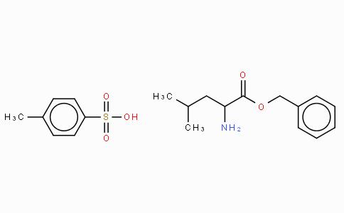 H-DL-Leu-OBzl · p-tosylate