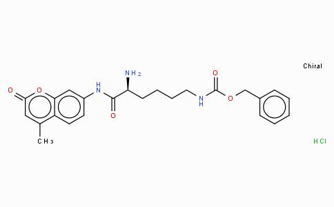 H-Lys(Z)-AMC · HCl