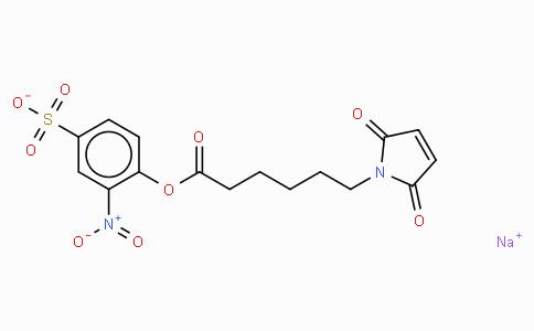 ε-Maleimidocaproic acid-(2-nitro-4-sulfo)-phenyl ester · sodium salt