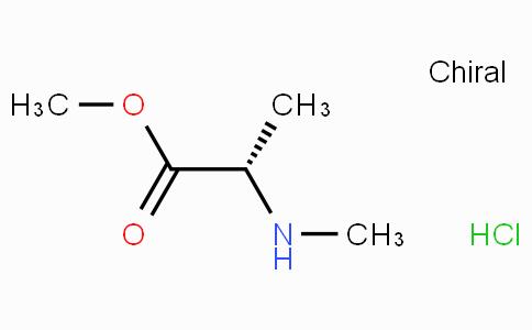 N-Me-Ala-OMe hydrochloride salt
