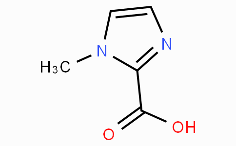 1-Methyl-1H-imidazole-2-carboxylic acid