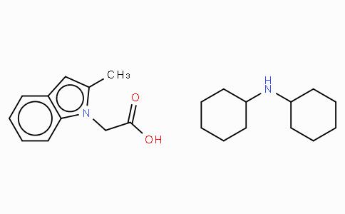 (2-Methylindol-1-yl)acetic acid  · DCHA