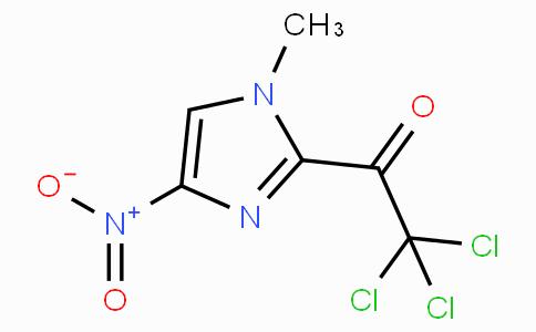 1-Methyl-4-nitro-2-(trichloroacetyl)-1H-imidazole