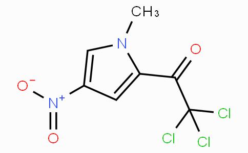 1-Methyl-4-nitro-2-(trichloroacetyl)-1H-pyrrole
