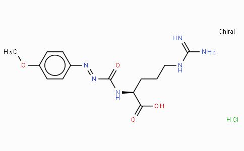 N-(4-Methoxyphenylazoformyl)-Arg-OH · HCl