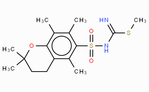 Pmc-S-methylisothiourea